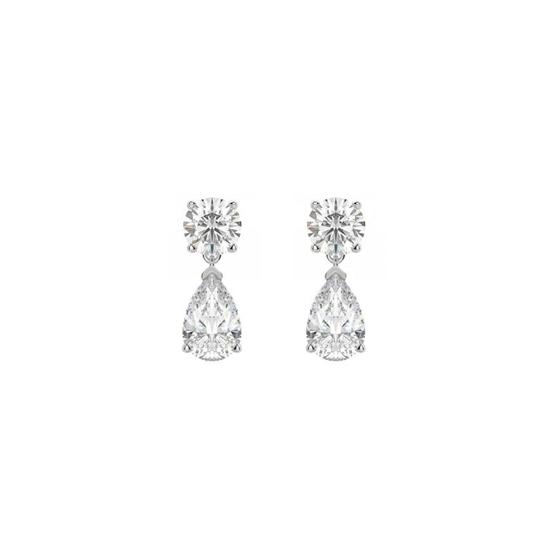 ALEXANDRIDIS-Diamond Earrings